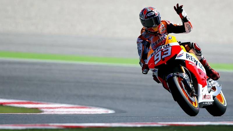 El Gran Premio de Aragón, en imágenes