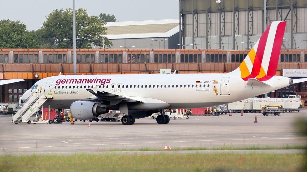 La compañía Germanwings es filial del grupo alemán Lufthansa
