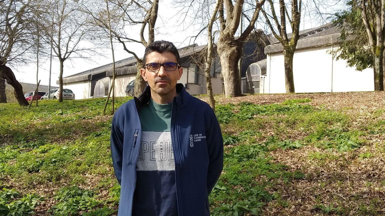 Díaz apuesta por un desarrollo sostenible que incluya calidad de vida para los habitantes de O Xistral