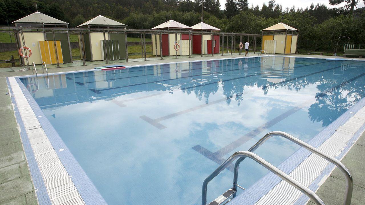 Áreas recreativas en la comarca de Ferrol.Los primeros pimientos de la temporada ya están en la Cooperativa de O Val