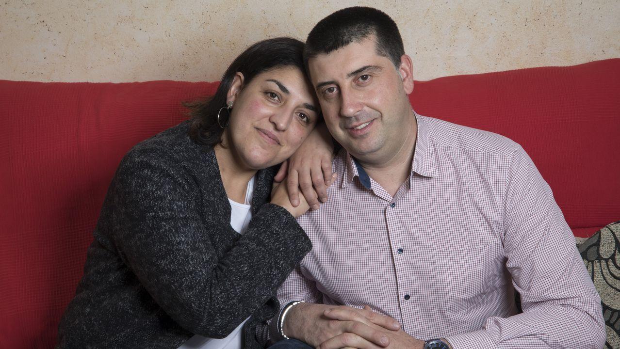 Un riñón por amor: «Non hai nada máis bonito que dar saúde»