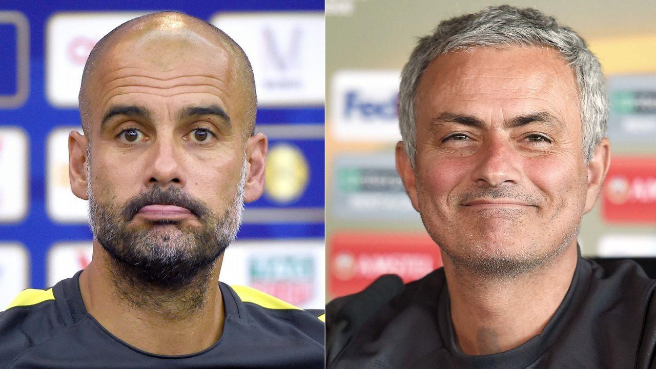 Mourinho sobre Guardiola: «Hay diferencias de comportamientos y diferencias de educación»