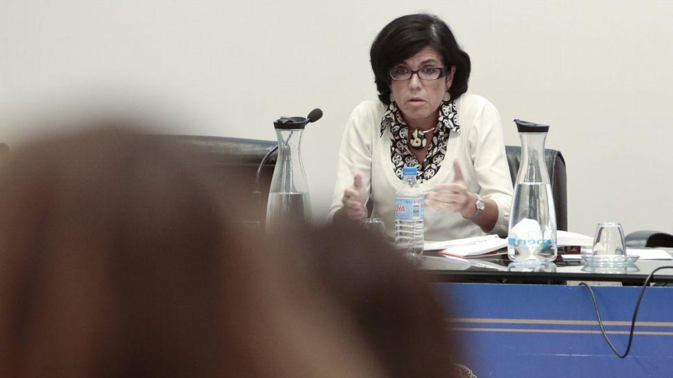 La jueza Pilar de Lara en una imagen de archivo