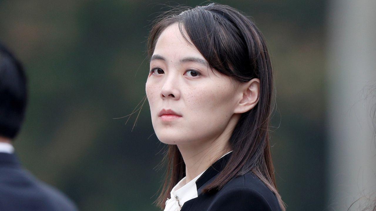 Kim Yo Jong, la hermana de Kim Jong