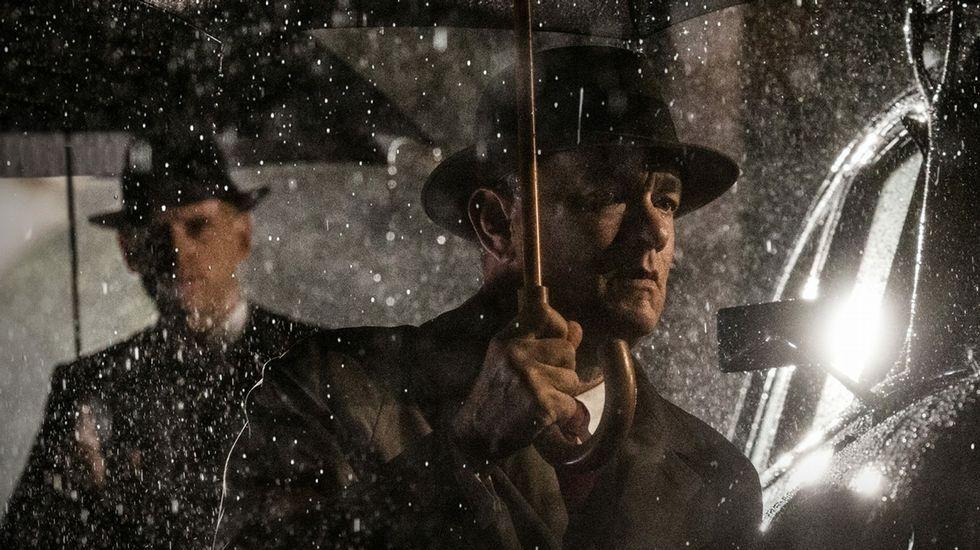 Spielberg presenta «The BFG» en Cannes.La exposición permite ver el proceso creativo de animaciones de filmes de Tim Burton