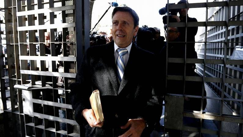Eufemiano Fuentes, en el juicio de la Operación Puerto