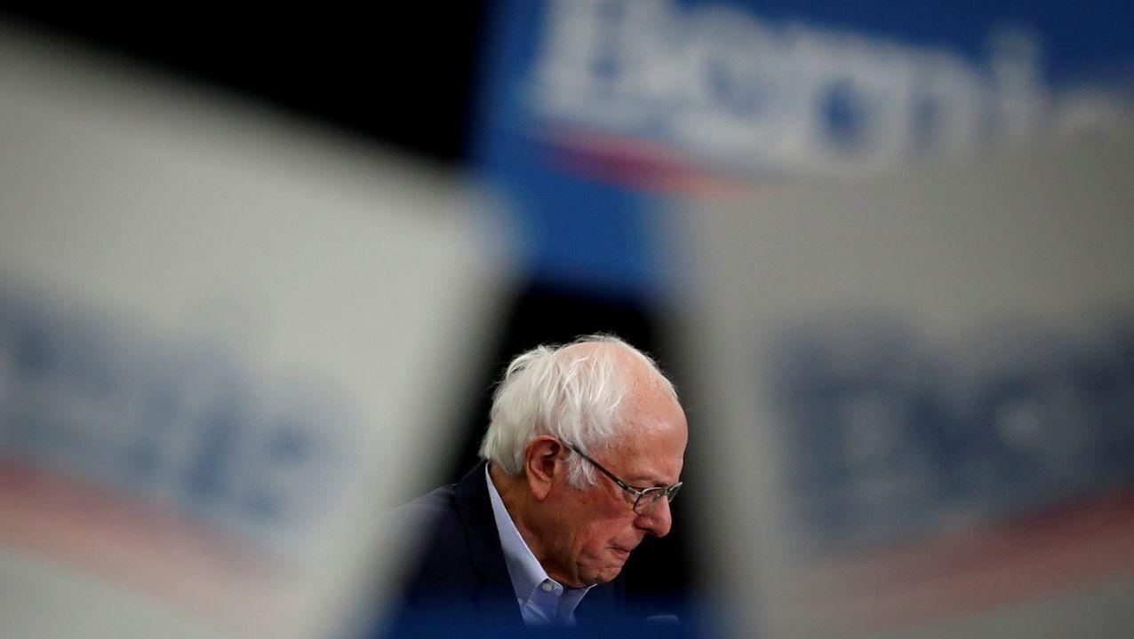 El senador de Vermont, Bernie Sanders