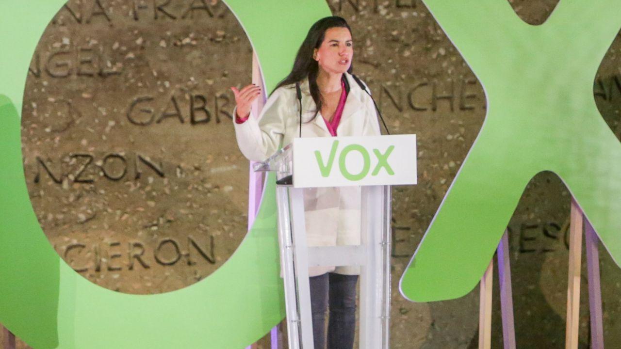 Rocio Monasterio, en una imagen de archivo