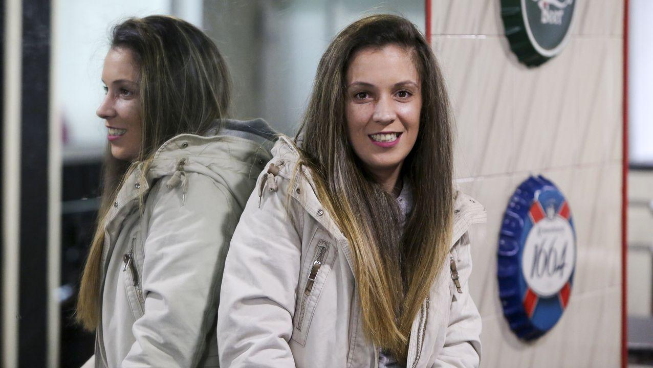 «Universo», la canción de Blas Cantó en Eurovisión.Jessica Galvís, responsable del bar University