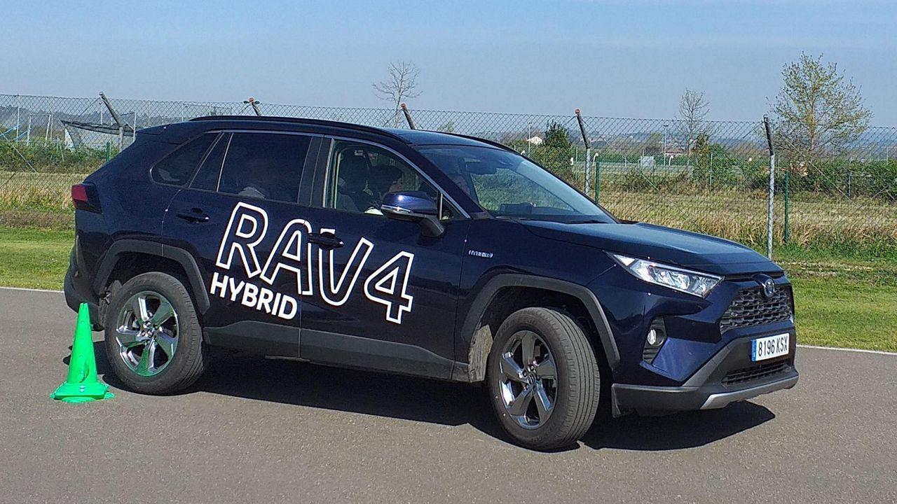 El nuevo Toyota  Rav 4 hybrid