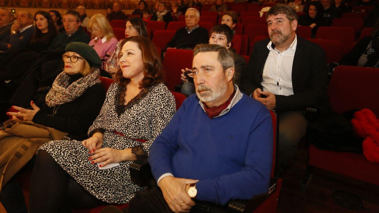 El teatro Pastor Díaz de Viveiro celebra sus cien años.Kimuru actuará en el Club Clavicémbalo