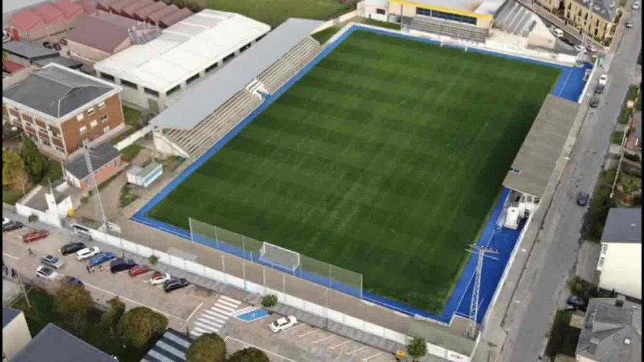 Ribadeopromociona su remodelado estadio Pepe Barrera