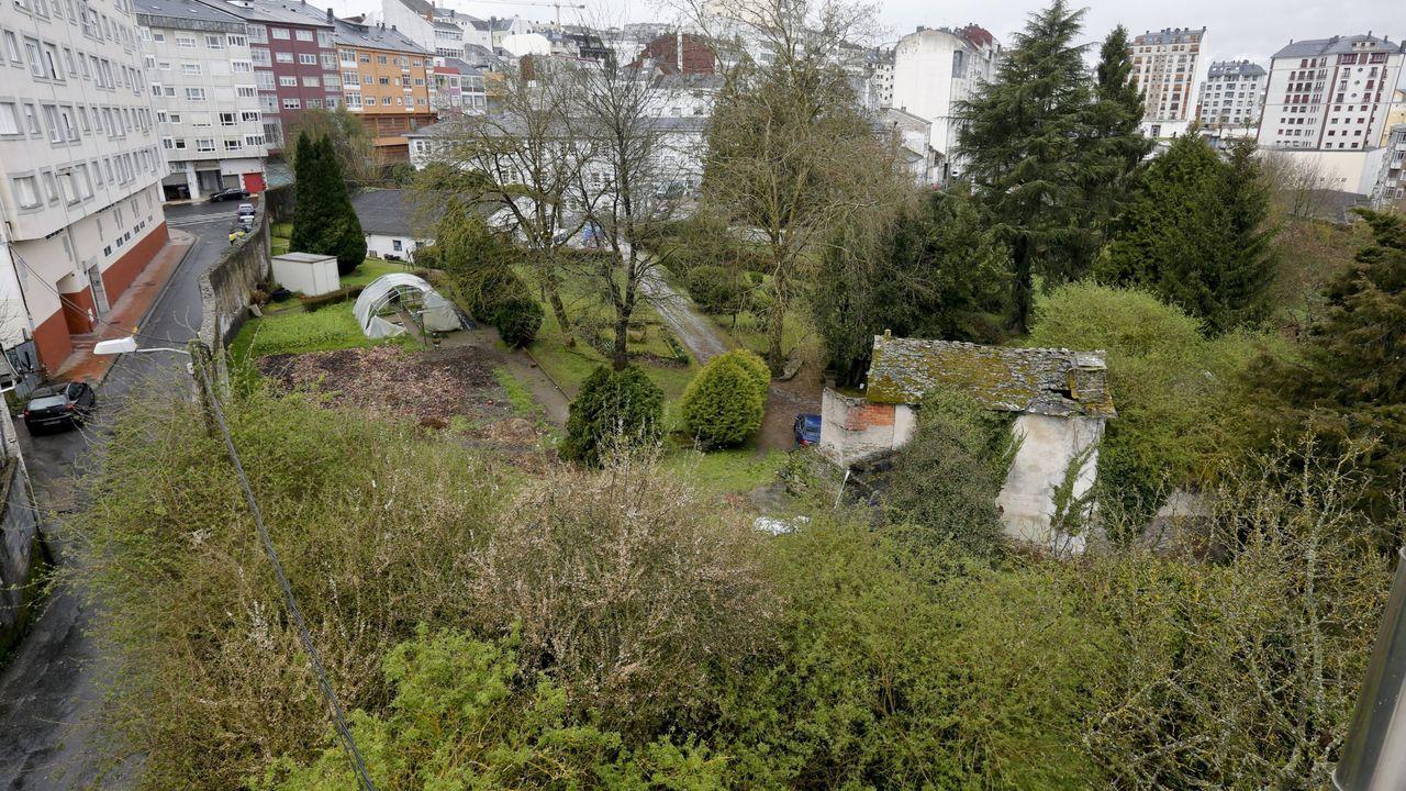 La vieja sede de Aspnais está situada en la Rampa de Claudio López