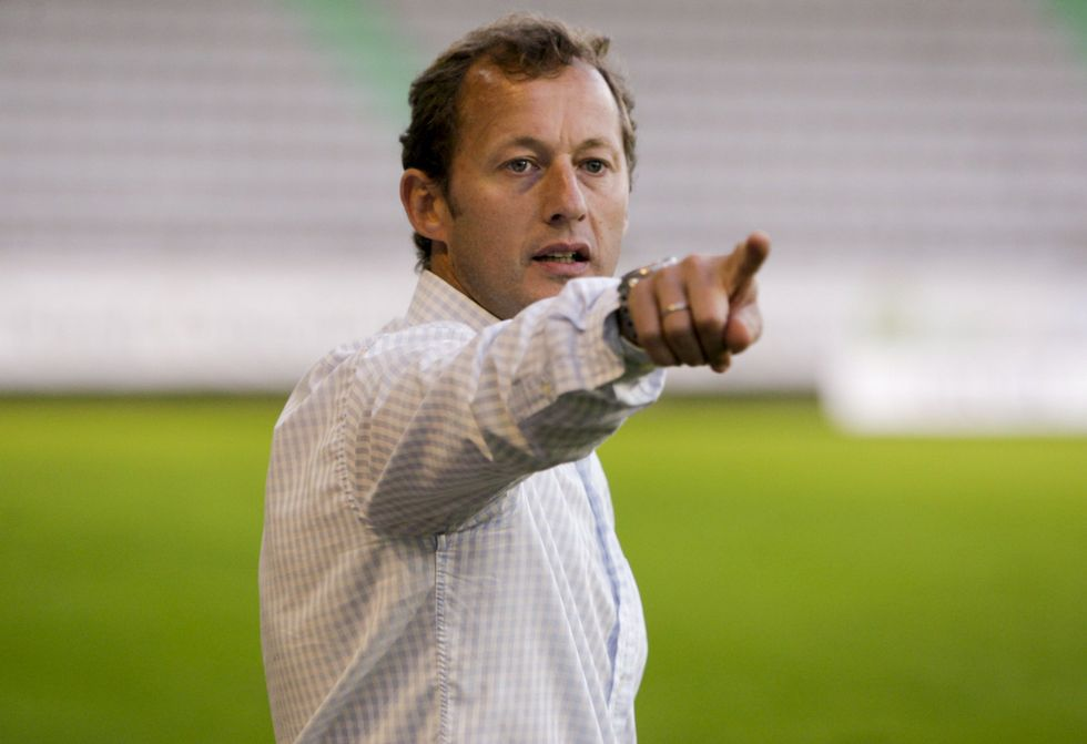 El técnico Manolo García asegura que todos sus jugadores están muy motivados.