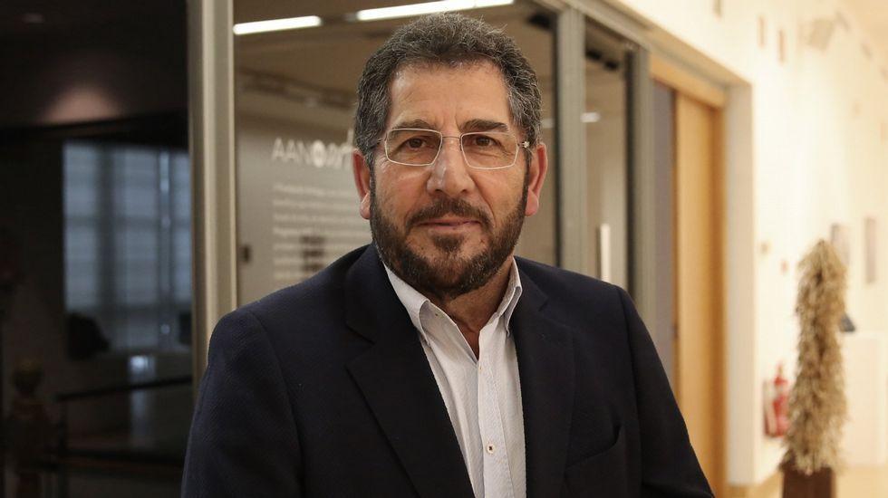 Manuel Cardoso es el alcalde de Vilardevós