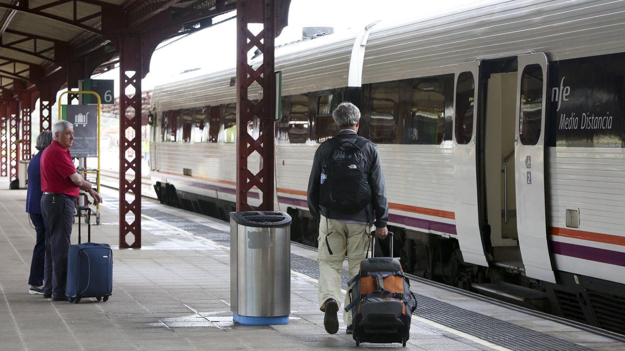 En el AVE y larga distancia, circularán el 72 % de los trenes.