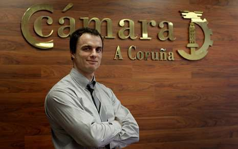 Galán estudió Derecho y lleva siete años en China asesorando a los empresarios españoles.