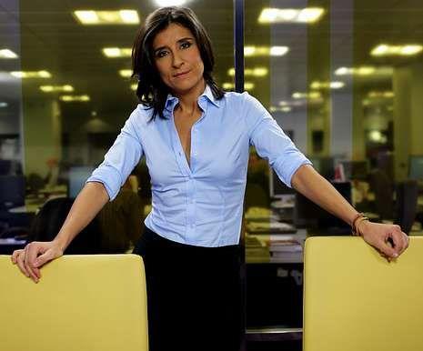 Fernanda Tabarés ganó el Mestre Mateo a la mejor comunicadora.