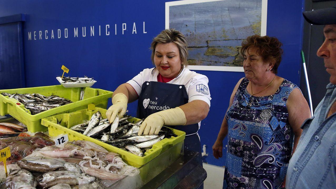 Quienes viven del pescado esperan respuesta de Pedro Sánchez y a Pablo Iglesias, en una imagen de archivo, en el Congreso