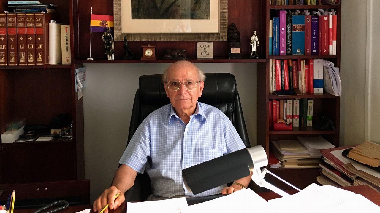 El PP rinde homenaje a Miguel Ángel Blanco.La alcaldesa de Madrid, Manuela Carmena