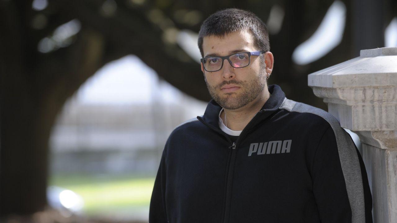 El autor del doble homicidio, Ismael Dan Sampana, siempre logró ocultar su rostro en los juzgados
