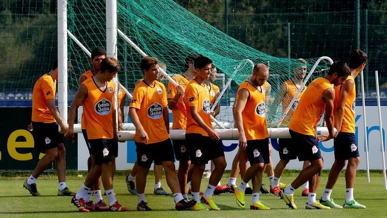 Hércules - Deportivo, en imágenes