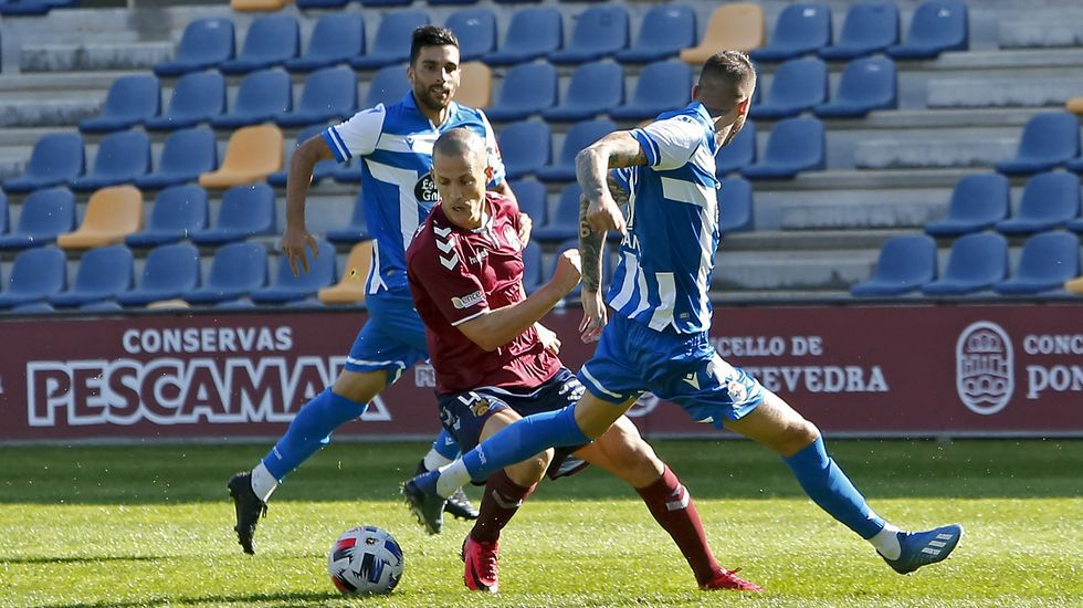Pontevedra CF vs Deportivo