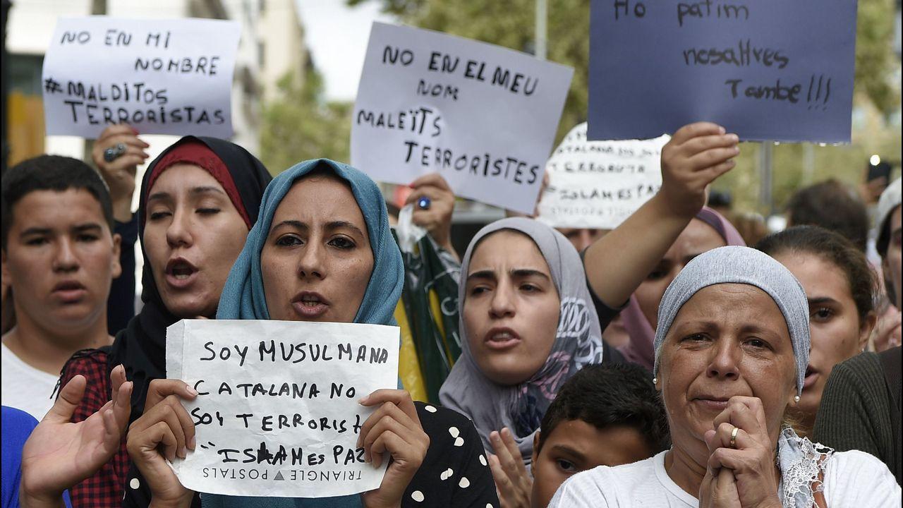 El pasado de Tomasa, la madre del yihadista español que amenaza a España.Twitter