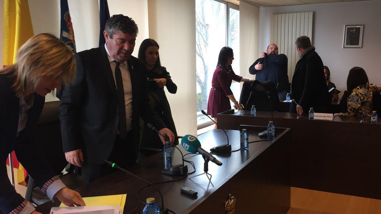Alcaldesas, alcaldes y representantes de la FACC brindan por un 2020 marcado por más autonomía y colaboración local