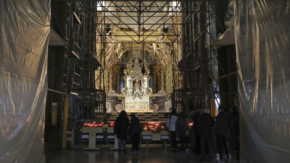 Las obras en el interior de la catedral deberán estar terminadas en noviembre de este año