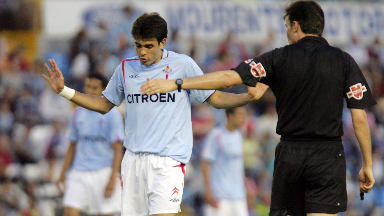 Aunque fue Carnero el que le dio la oportunidad en el primer equipo, fue Vázquez el que lo hizo indiscutible.