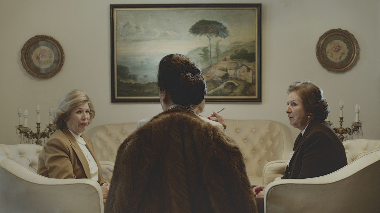Fotograma de «Destello bravío», el debut en la gran pantalla de la directora Ainhoa Rodríguez