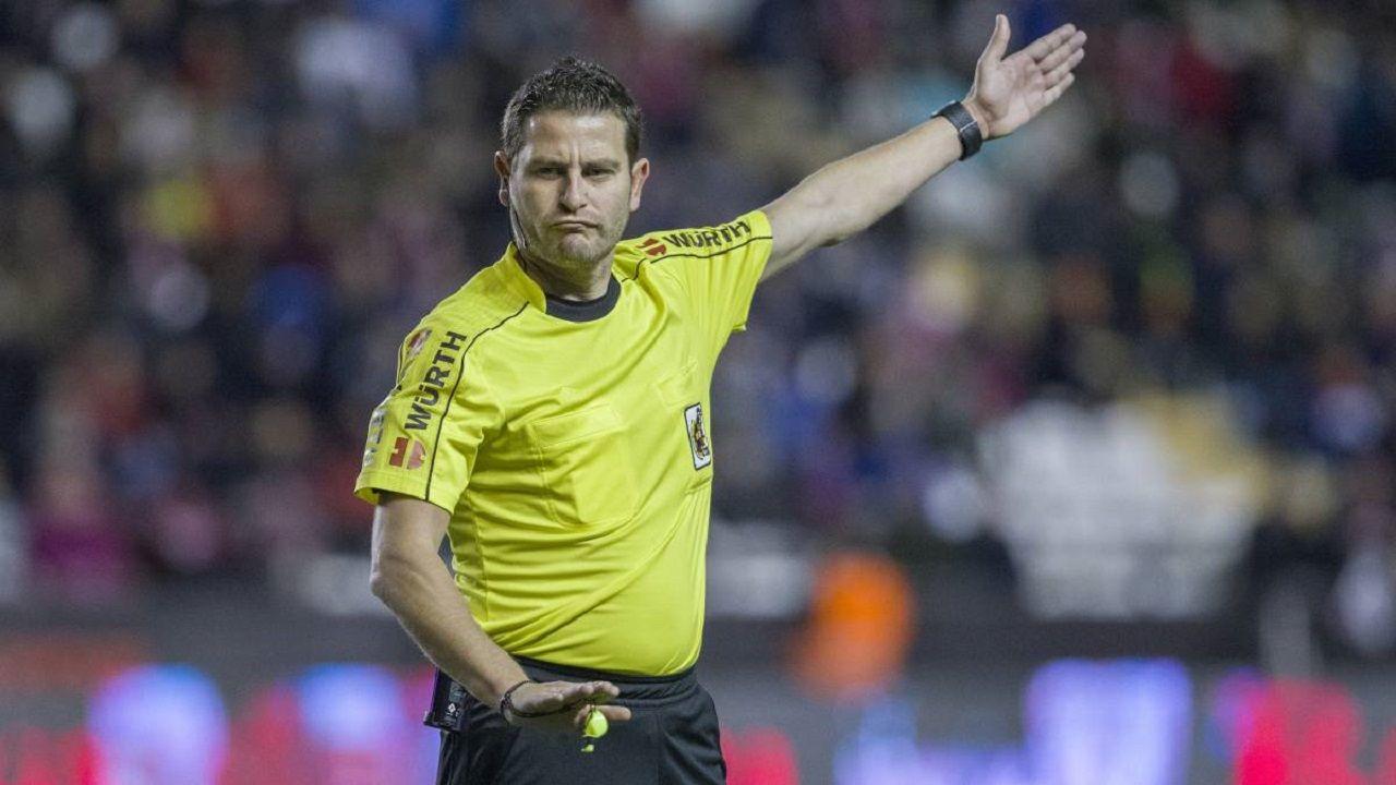 Figueroa Vazquez arbitro