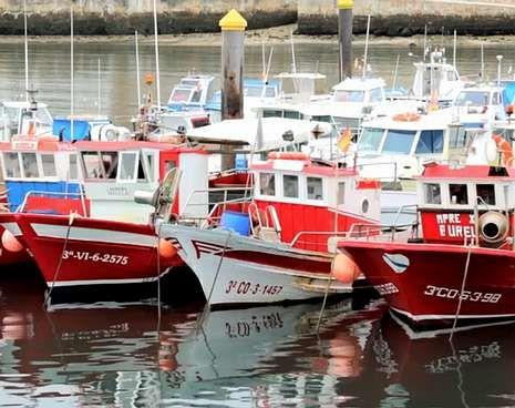 El Puerto de Burela, uno de los lugares que visita el programa.