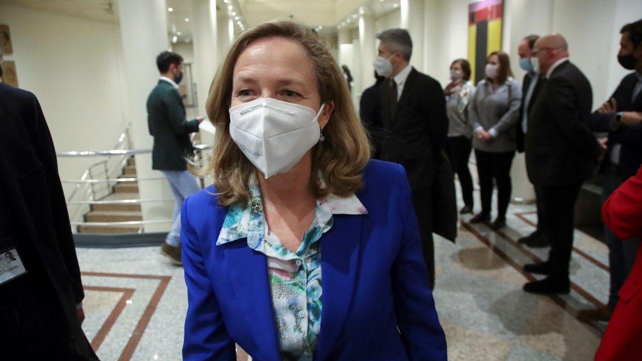 Vídeo de felicitación del año nuevo de Ana Pontón.Protesta contra los peajes en el ramo de Redondela