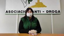 Dalila Vizcaíno es la encargada de impartir las sesiones