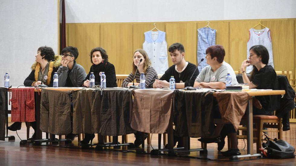 Paneles informativos en el HULA