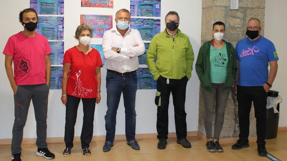 La primera «filmersión» se rueda en Baleira.Os organizadores da Mostra explicaron que é necesario reservar praza e que é obrigatorio o uso de máscara e xel