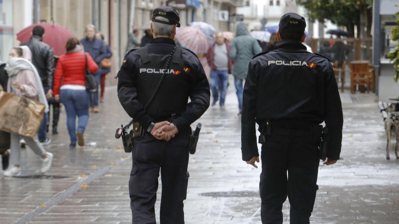 Víctor califica de «injusto» e «indigno» su despido del Málaga.Dinero y objetos incautados al presunto autor de los robos