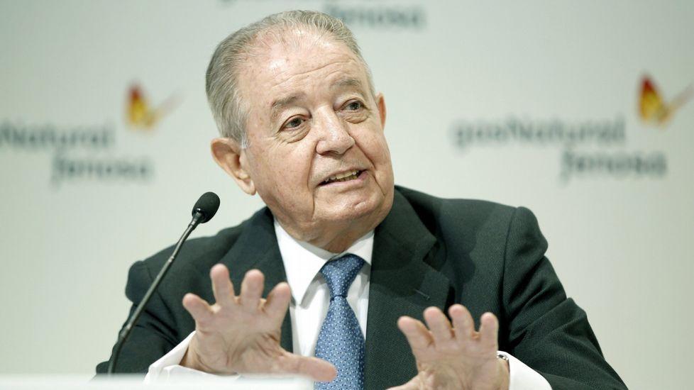 Salvador Gabarró, en una imagen de archivo