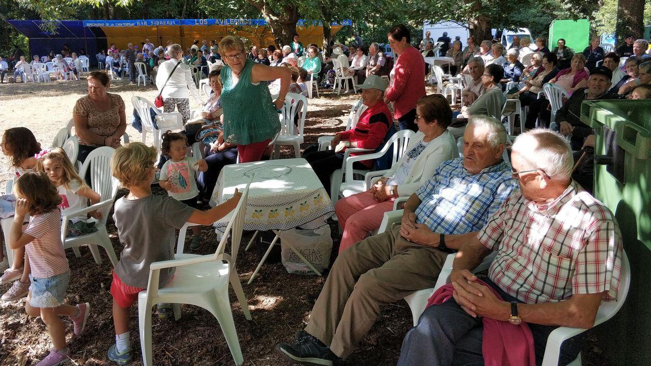 clase, aula, educación, Asturias, vuelta al cole.Imagen de la última Conferencia de Presidentes (2017), donde el problema demografico fue uno de los asuntos principales