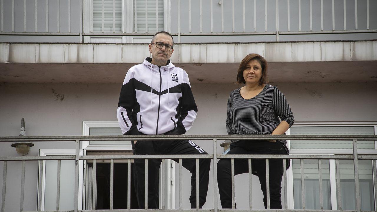 arturo.En el colegio Castelao de Rianxo solo queda un alumno enfermo con coronavirus de los tres que se detectaron en las últimas semanas