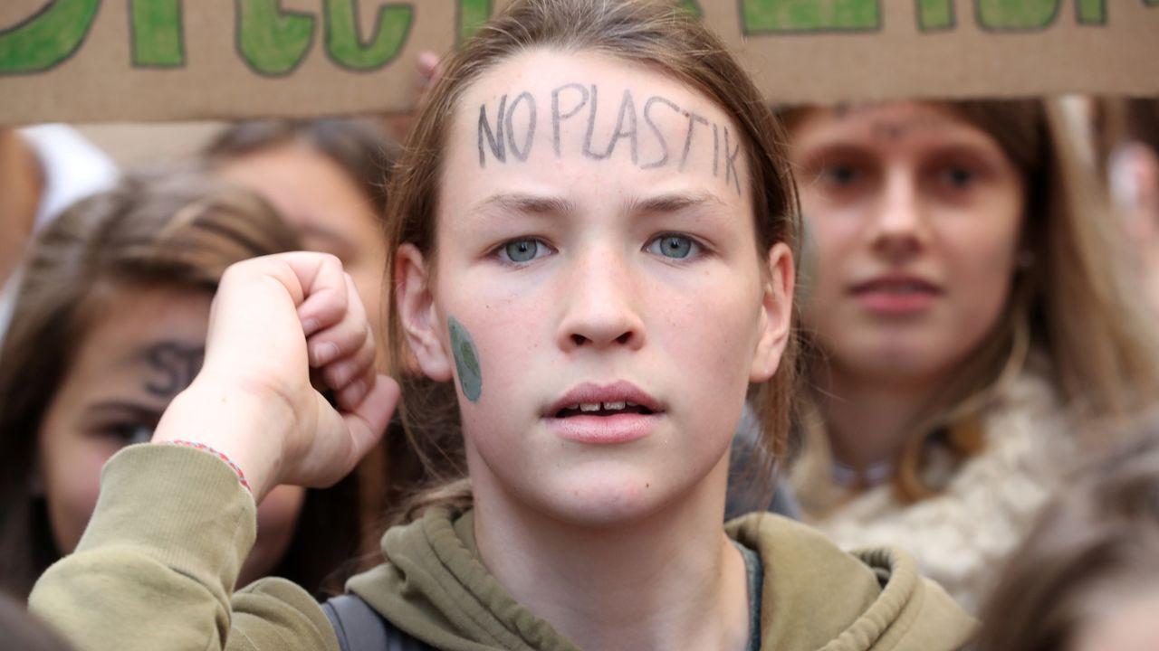 Una estudiante en Bélgica