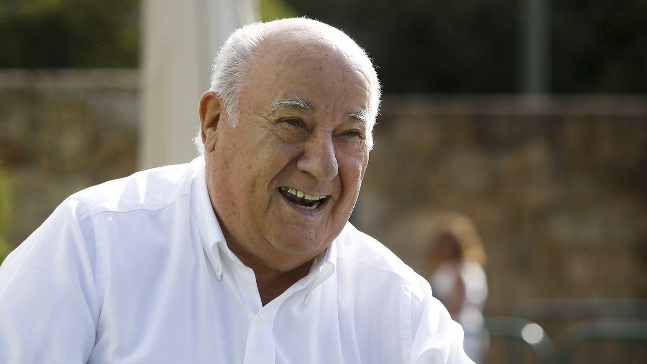 Lo que nunca pensaste que podías hacer con la fortuna de Amancio Ortega