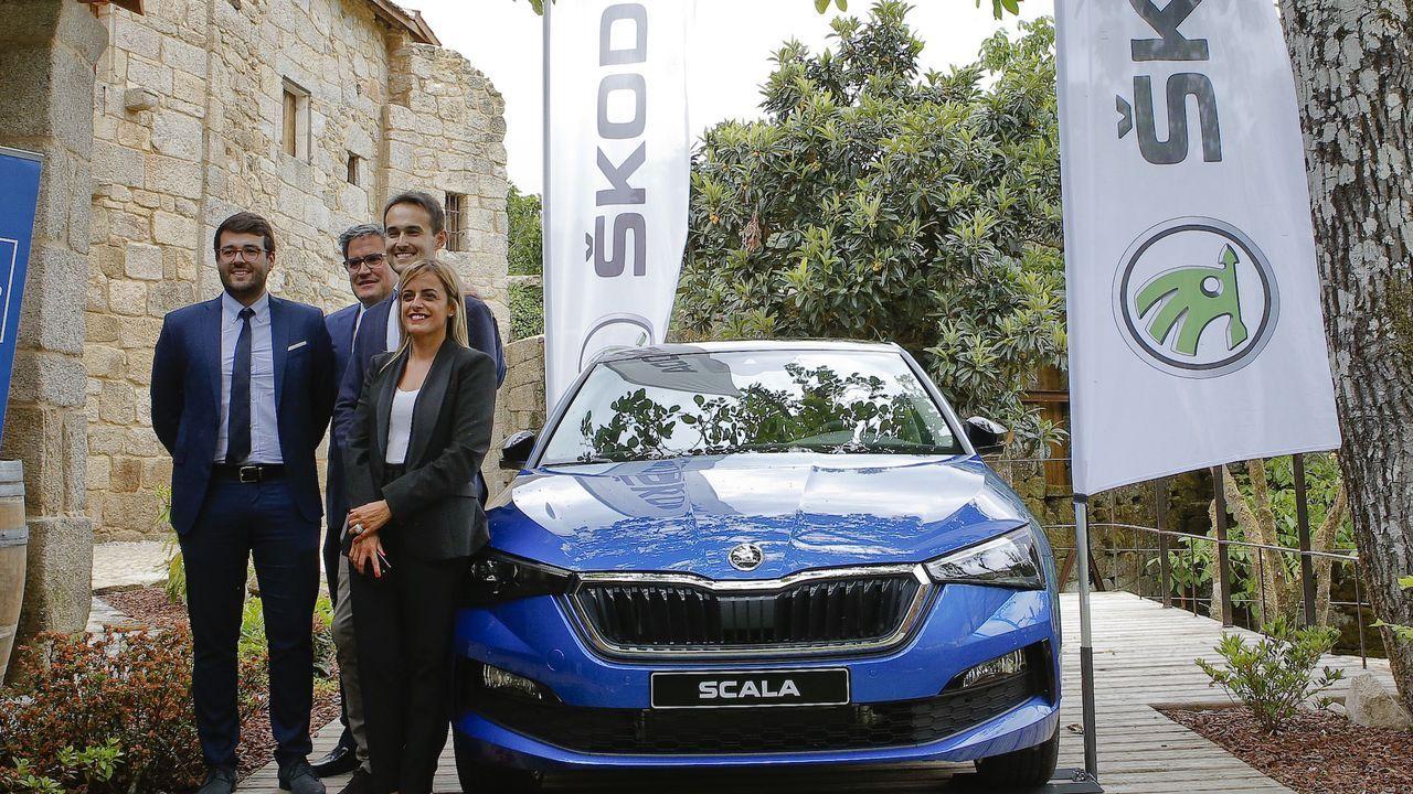 El nuevo Skoda Kamiq es el  SUV urbano de la marca checa