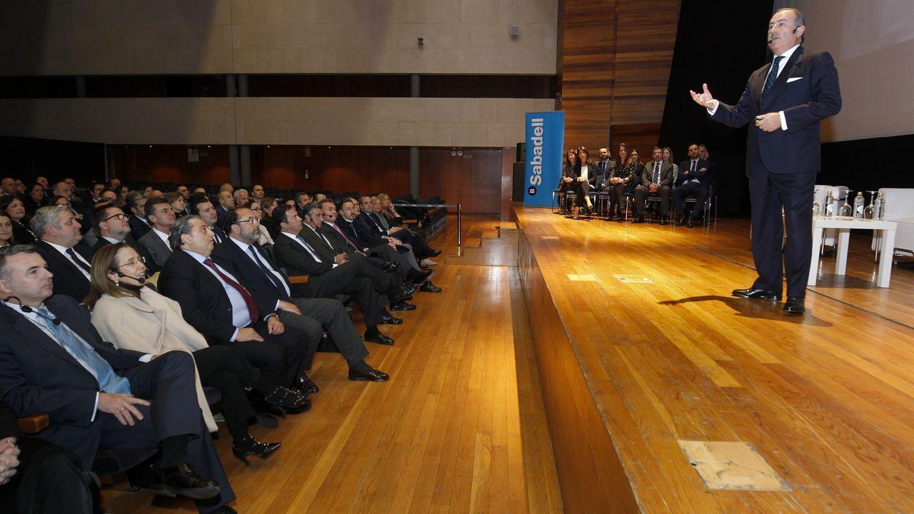 La empresa familiar homenajea a los Pérez Nieto.Pablo Junceda