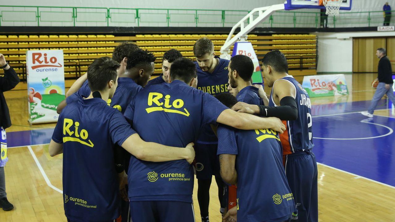 Los «#10yearschallenge» de Ourense