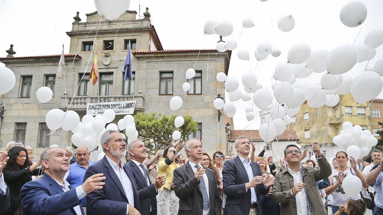 Fallece Gerardo Fernández Albor, el primer presidente electo de la Xunta.Funeral por Gerardo Fernández Albor