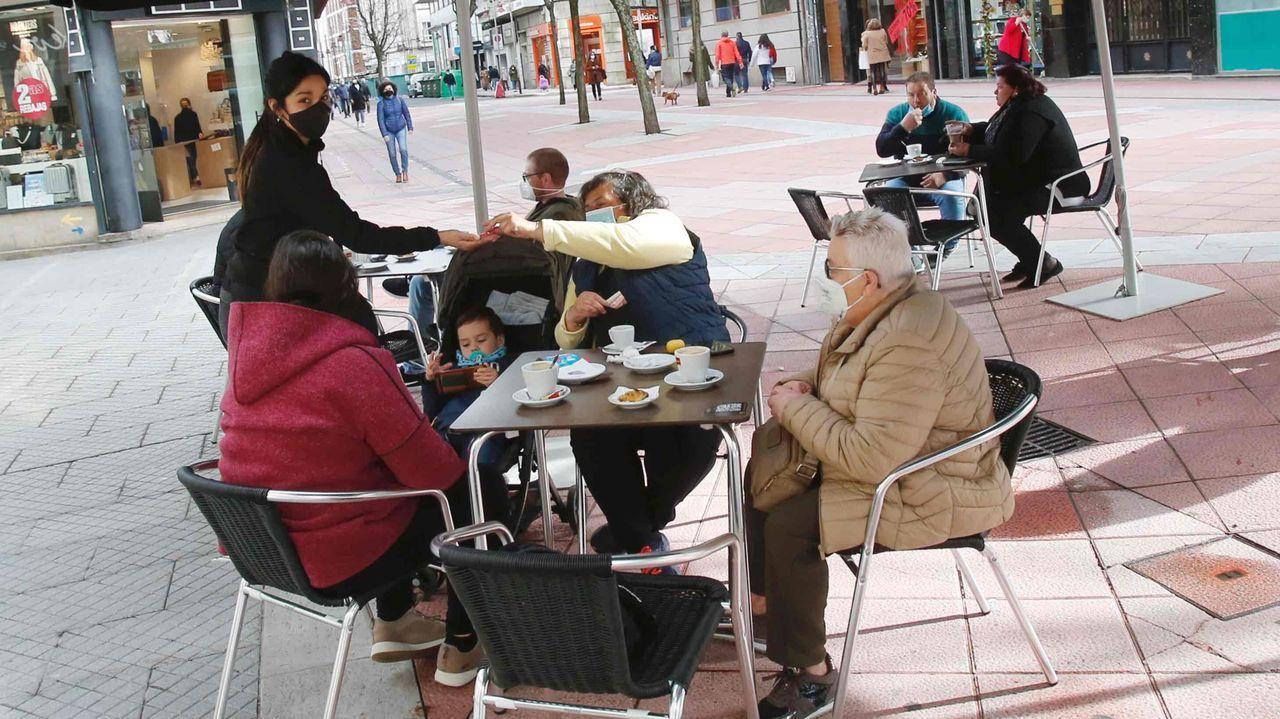 Bares abiertos en Pontevedra