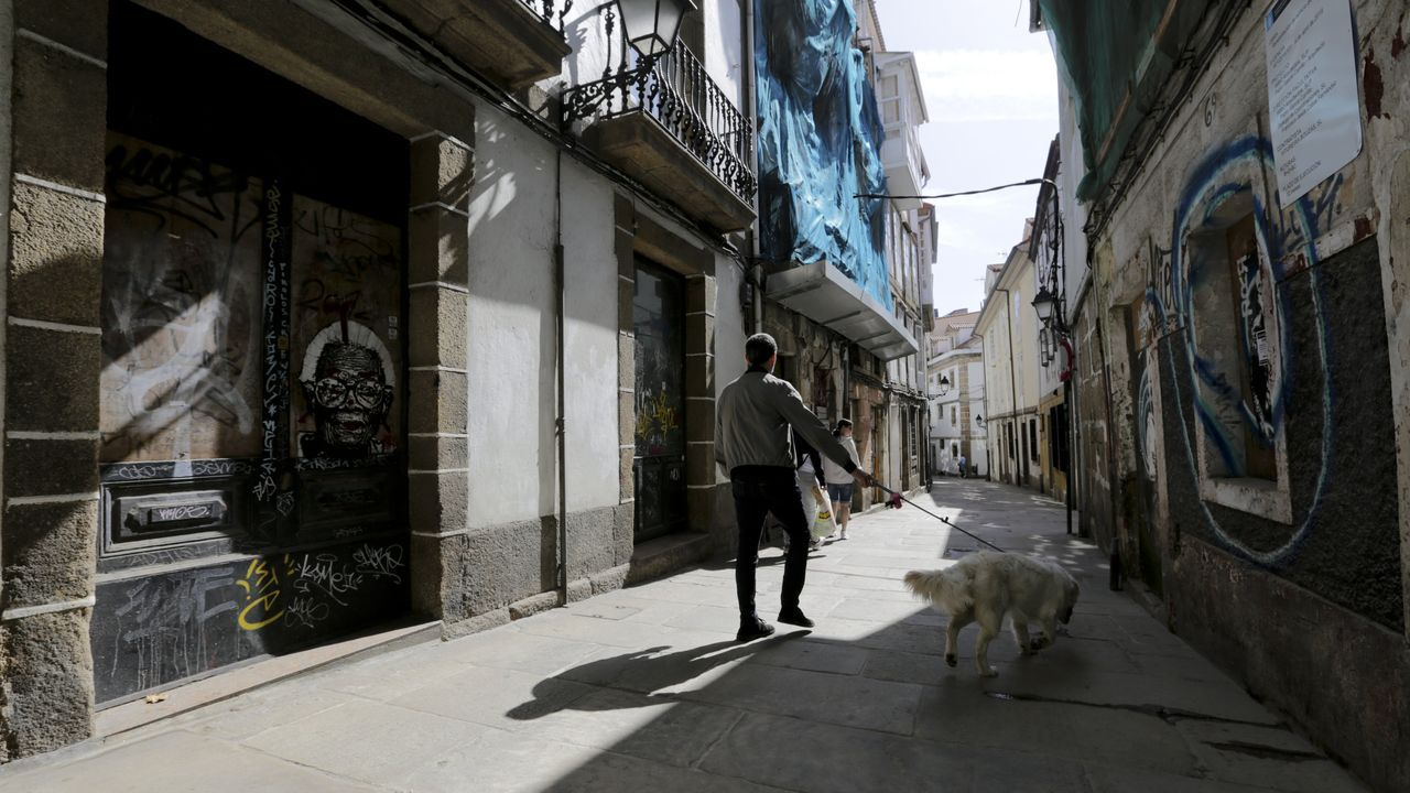 Feira do Mel en Lugo.La Tejedora de Sueños actuará este jueves en Lugo